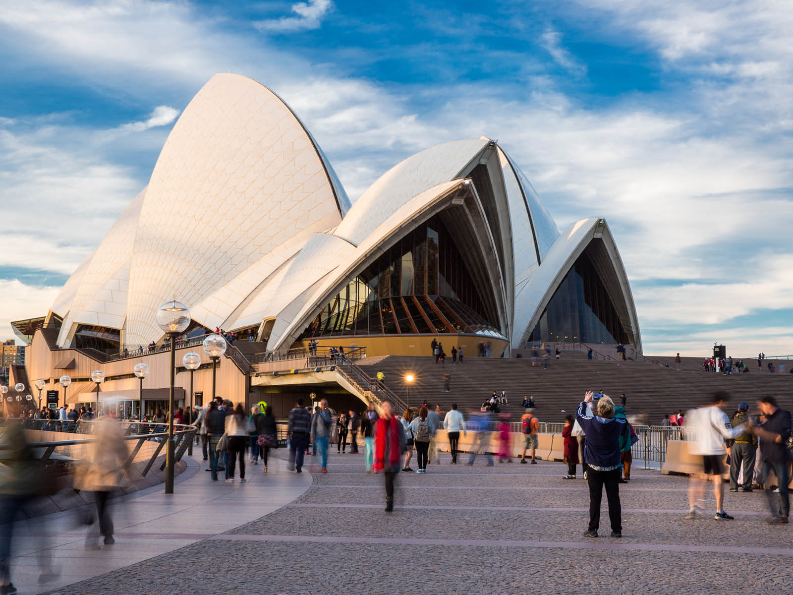 opera house - 32+ Sydney Opera House Tour Photos  Gif